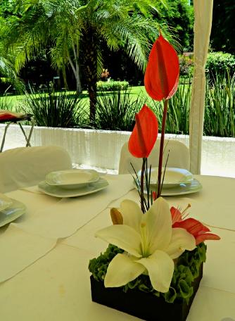 Arreglos Florales Para Boda Floreria Burelli